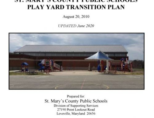 St. Mary's County Elementary School Play Yard Surveys