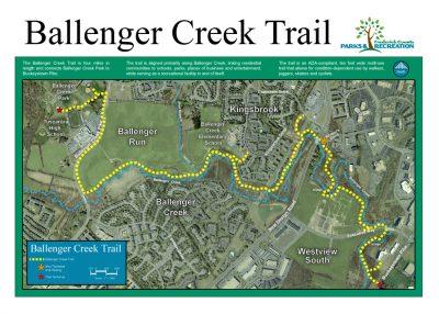 Ballenger Creek Trail