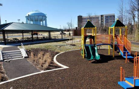 Matthewston playground