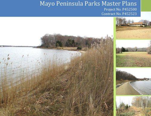 Mayo Peninsula Parks Master Plans