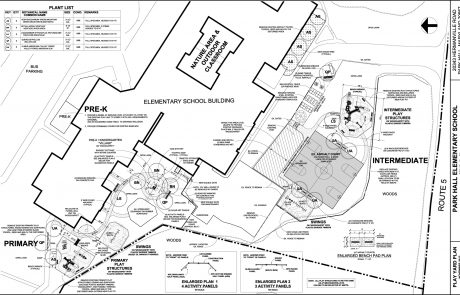Park Hall Plan