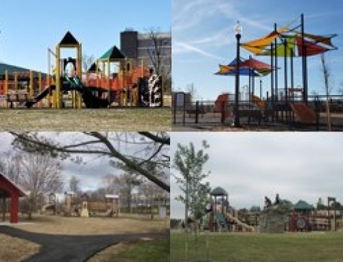 County Park Playgrounds