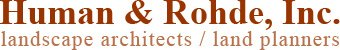 Human & Rohde, Inc. Logo